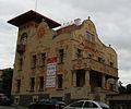 Vila Helenka, Praha 5-Smíchov, Na Václavce 30 - spodní pohled.JPG