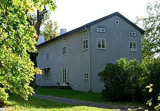 Djursholm - Image: Villa Snellman 2008b