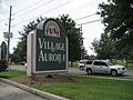 VillageAuroraJuly08Sign.jpg