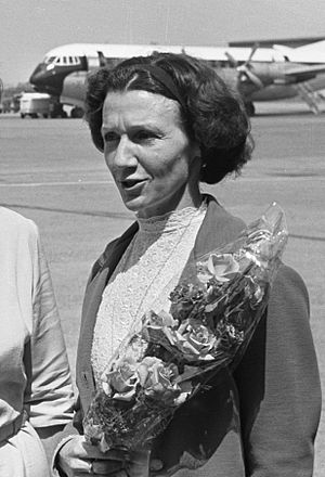 Violetta Bovt - Violetta Bovt in the Netherlands, 1965