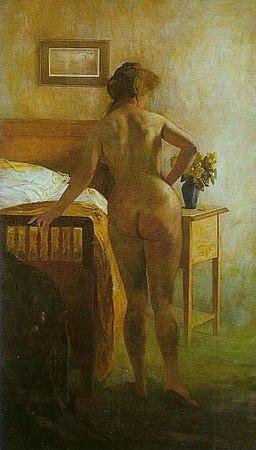 Virgílio Maurício - Nu, 1916