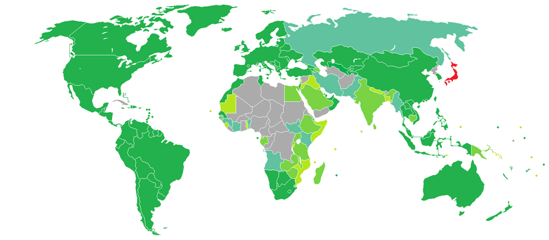 Visa requirements for Japanese citizens.png