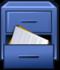 Vista-file-manager (blue)