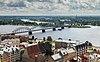 Vistas desde la iglesia de San Pedro, Riga, Letonia, 2012-08-07, DD 01.JPG