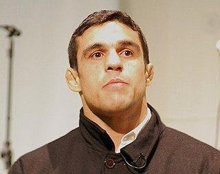 Vitor Belfort Brazilian mixed martial arts fighter