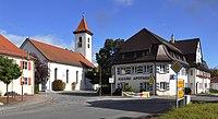 Vogt Pfarrkirche und Apotheke 2011.jpg