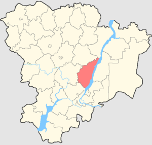 Dubovsky District, Volgograd Oblast