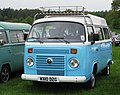Volkswagen Typ2 based kombi in 2010 from Brazil with watercooled motor first registered May 2010 1390cc.JPG