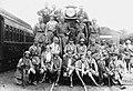 Voluntários na Estação de Barão Ataiba Nogueira, Itapira, em 1932.jpg