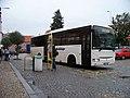 Volyně, náměstí Svobody, Probo bus.jpg