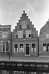 foto van Huis met trapgevel, blijkens gevelsteen