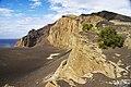 Vulcão dos Capelinhos, aspectos 4 ilha do Faial, Açores, Portugal.JPG