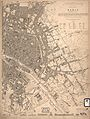 W. B. Clarke, Eastern division of Paris - containing the Quartiers, 1833.jpg