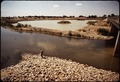 WATER POLLUTION FROM GRAVEL PLANT UPSTREAM - NARA - 542555.tif