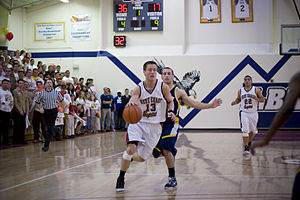 West Coast Baptist College - WCBC Men's Basketball