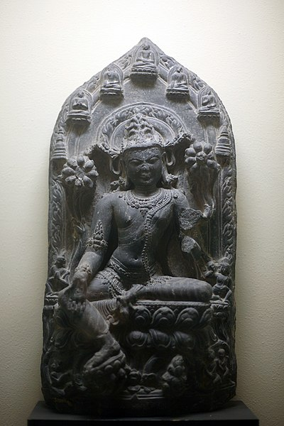File:WLA brooklynmuseum Seated Avalokitesvara black chlorite.jpg