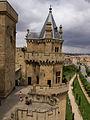 WLM14ES - Olite Palacio Real Torre de las Tres Coronas 00061 - .jpg