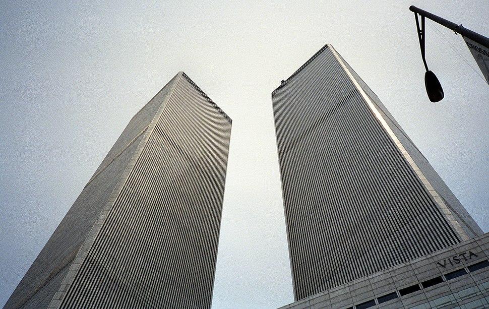 WTC New York 1992 Sander Lamme