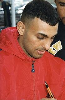 Naseem Hamed British boxer