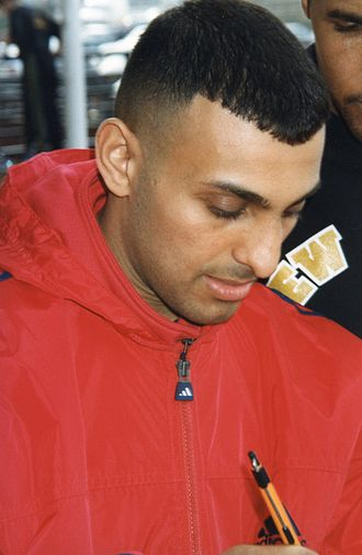 Naseem Hamed - Hamed in 1997