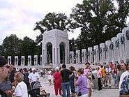 WWII Memorial Atlantic
