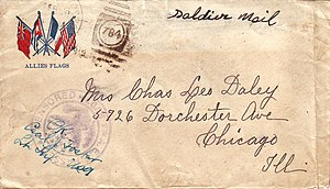 "WWI pen franked ""Soldier Mail"" WWI Pen Franked ""Soldier Mail"" Cover.jpg"