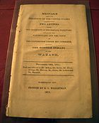 Wabash Indian Document - Stierch