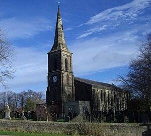 Wadsley Parish Church - Wadsley Parish Church