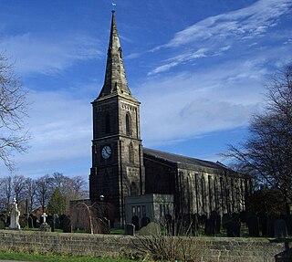 Wadsley Parish Church Anglican church in Wadsley, South Yorkshire, England