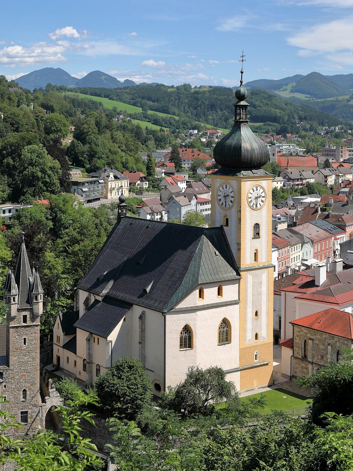 Stadtsaal Waidhofen/Ybbs - intertecinc.com