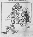 Walker cartoon about Americans being more interested in national politics than in the Russo-Japanese war.jpg