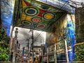 Wall Painting (HDR) - Shimokitazawa, 2008-04-12 05.44.17 (by Guwashi999).jpg