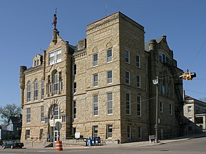 Wapello County, Iowa Courthouse.jpg