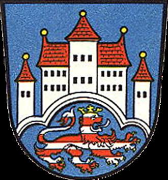Homberg (Ohm) - Image: Wappen Homberg (Ohm)