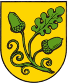 Coat of arms of the local community of Kleinniedesheim