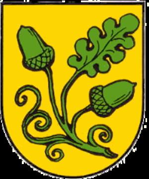 Kleinniedesheim - Image: Wappen Kleinniedesheim
