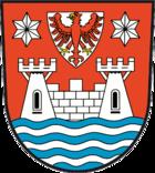 Das Wappen von Lychen