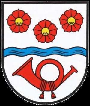 Pörnbach - Image: Wappen Poernbach