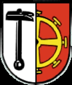 Schmidmühlen - Image: Wappen Schmidmuehlen (Oberpfalz)