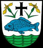 Das Wappen von Teupitz