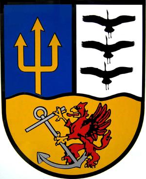 Zingst, Germany - Image: Wappen Zingst