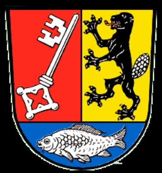 Adelsdorf, Bavaria - Image: Wappen von Adelsdorf