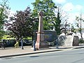 War Memorial, St Clears - geograph.org.uk - 944797.jpg