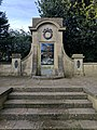 War Memorial On North West Side Of Carr Bank Memorial Park, Windmill Lane, Mansfield (2).jpg