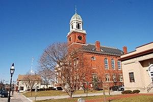 Warwick, Rhode Island - Warwick City Hall