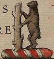 Warwickshire - bear and ragged staff (John Speed).jpg