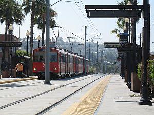 University Town Center >> Washington Street station (San Diego Trolley) - Wikipedia