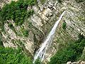 Waterfall near vil Gvirishi - panoramio.jpg