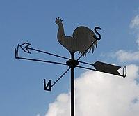 日和見の風見鶏