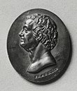 Wedgwood - Portrait Medallion of Benjamin Franklin - Walters 482386.jpg